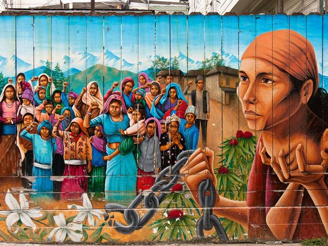 •	Chicano Mural Movement Begins (1960)