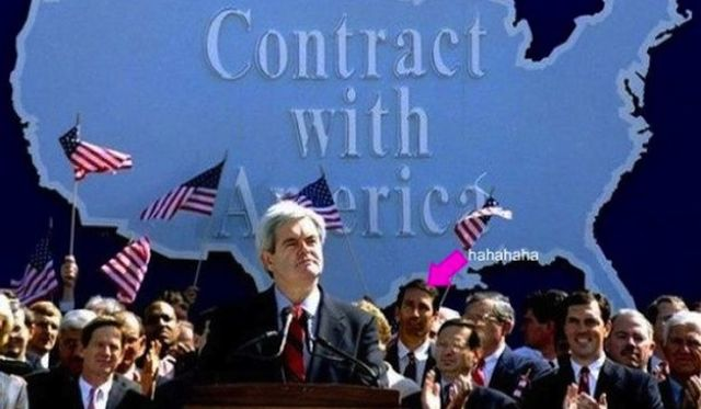 •	Contract with America