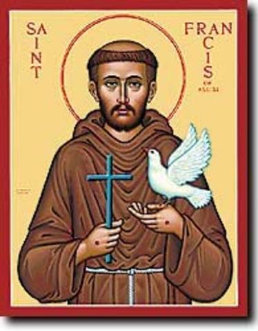 18.3: Europe: Francis of Assisi
