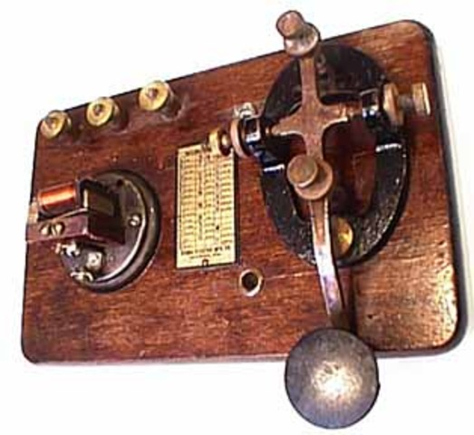 Wireless Telegraph Developed