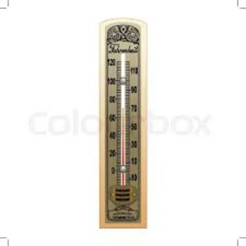 Thermometer Invented