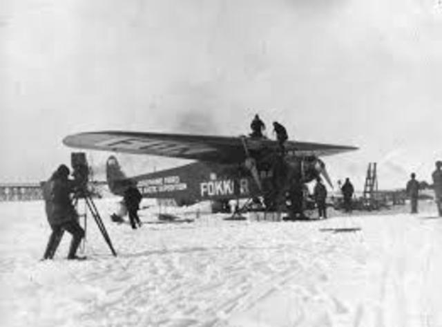 Admiral Byrd's Flight