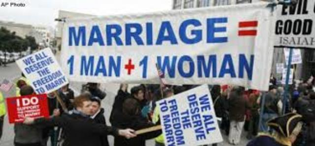 Defense of Marriage Act ( DOMA)