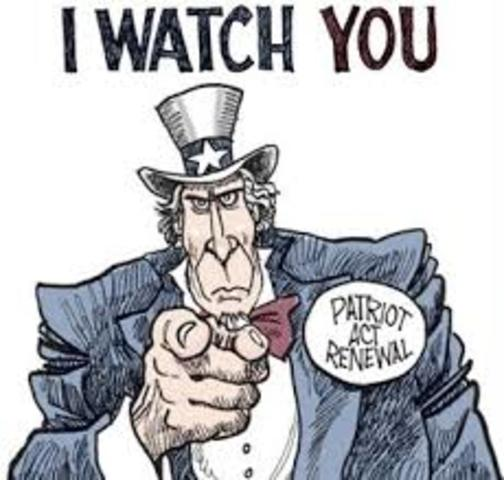 the controversial violation of american freedom in the patriot act Many americans do not know what the patriot act is or when it was constructed the patriot act stands for uniting and strengthening america by providing appropriate tools required to intercept and obstruct this has been very controversial many people argue that the act violates our rights.
