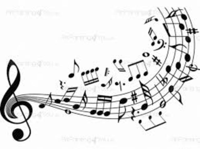 Hechos históricos sobre la evolución de la música