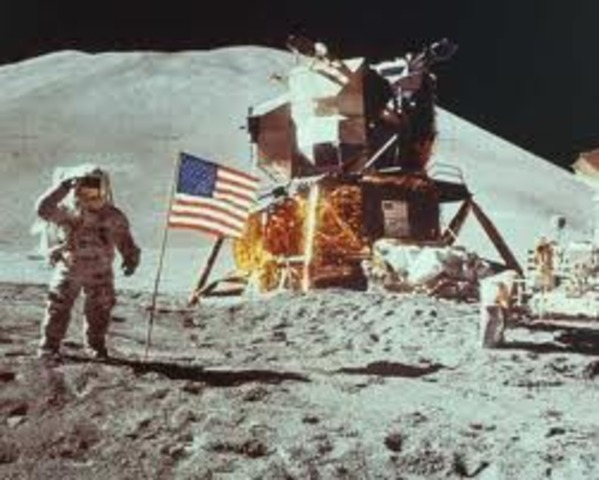 1st Man on the Moon