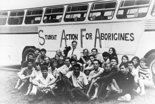 The Student Action for Aborigines