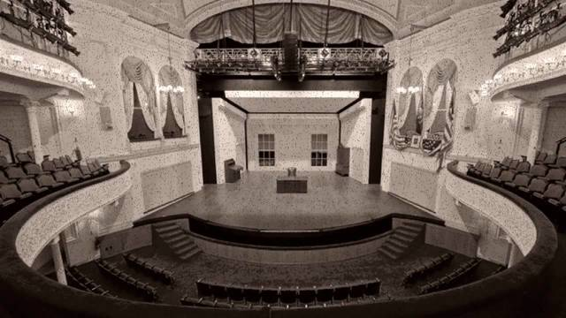 Ford's Theater Opens
