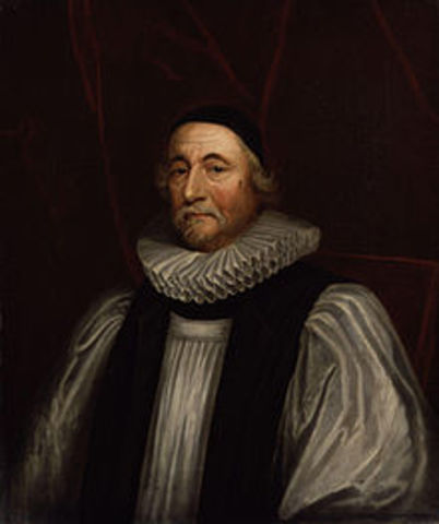 James Ussher (1581-1656)