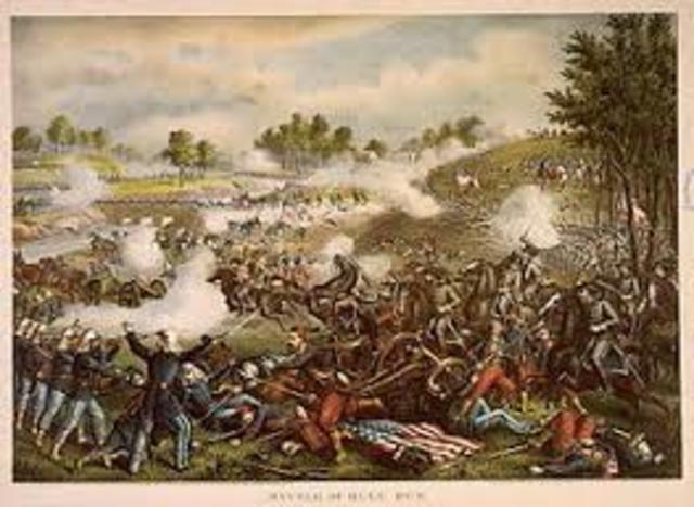 (First) Battle of Bull Run (Manassas)