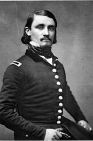 George Pickett Finishes his service in the Mexican- American War as a hero.