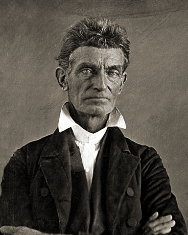 John Brown's Birth