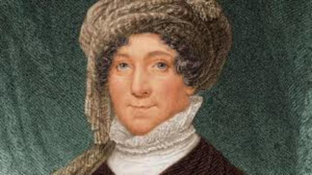 Dolley Madison returns to DC