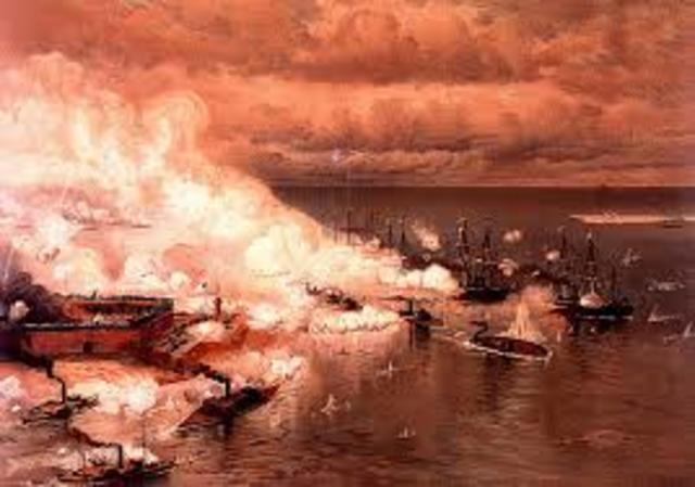 First Successful Submarine Attack of the Civil War