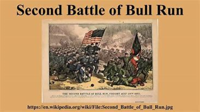 Battle of Second Bull Run