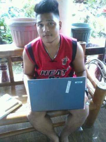 When I used Laptop of my sister