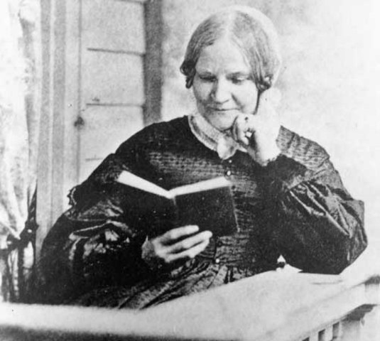 Lydia Child becomed editor of National Anti-Slavery Standard