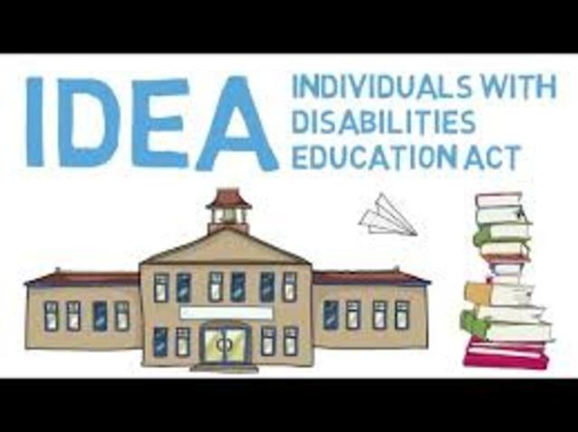 Education of the Handicapped Act Amendment P.L. 101-476