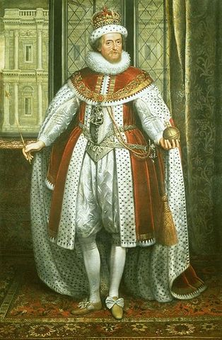Queen Elizabeth I dies and James VI of Scotland becomes king of England