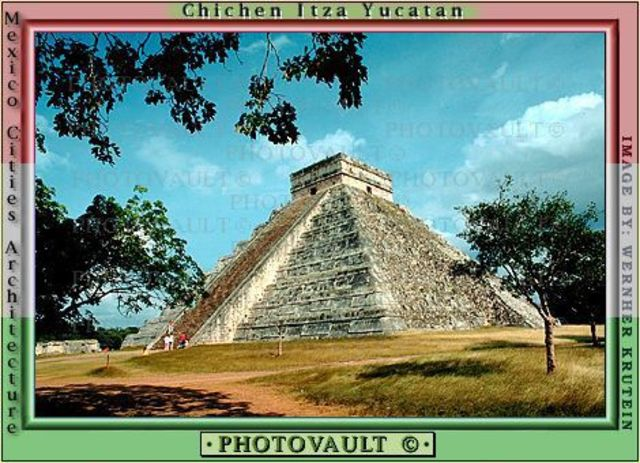 The forming of the Mayan civilization