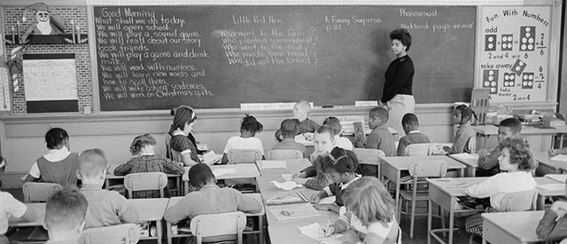 Timeline Of American Education  Freeman