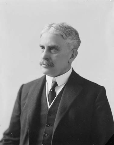 Borden Becoming Prime Minister