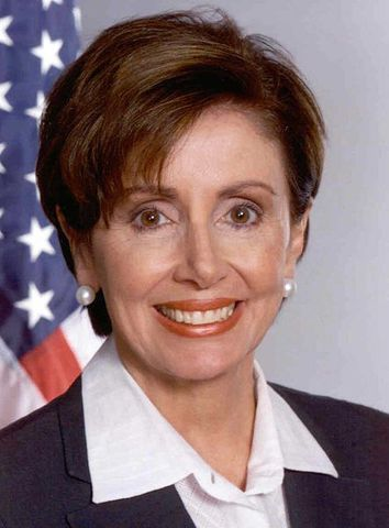 Nancy Pelosi becomes the Speaker of the House