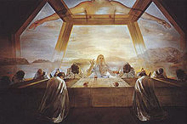 The Sacrament of the Last Supper