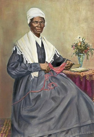 Soujourner Truth begins movement in abolition