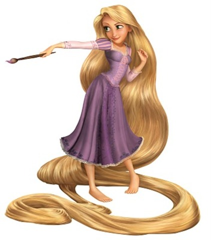 Tangled (Princess Rapunzel)