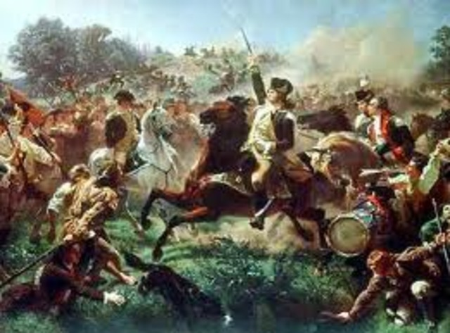 Battle of Monmouth Courthouse