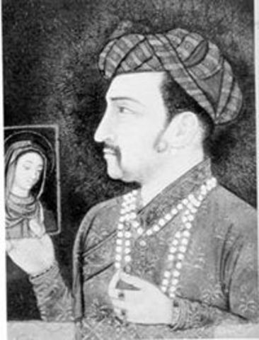 Jahangir Ascends
