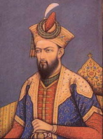Aurangzeb ascends