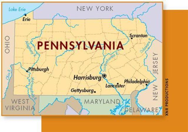 why pennsylvania is the best colony One of the original 13 colonies, pennsylvania was founded by william penn as a haven for his fellow quakers in the best-of-nine series.