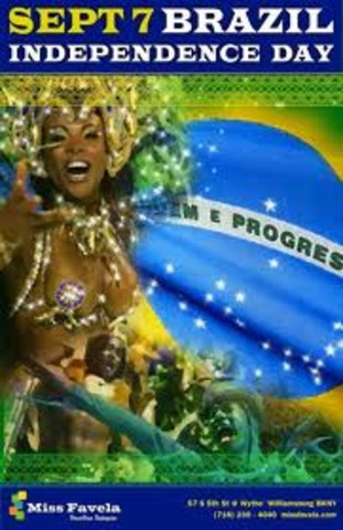Independence of Brazil
