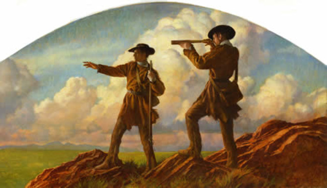 a history of the expedition of lewis and clark The lewis and clark expedition from may 1804 to september 1806, also known as the corps of discovery expedition, was the first american expedition to cross what is now the western portion of the united states.