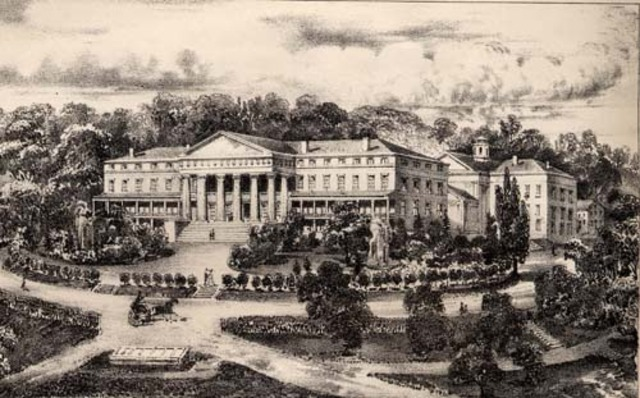 Founding of the Virginia School for the Deaf and the Blind