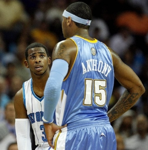 Proposed Blazers-Hornets-Nuggets-Nets Megadeal Would Have Sent Melo & CP3 To Nets, Nuggets Losing Interest In Favors