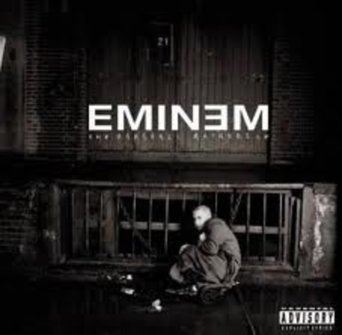 The Marshall Mathers LP releases.
