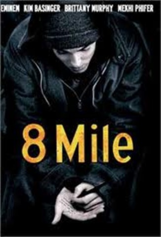 8 mile, a movie starring Eminem, releases.