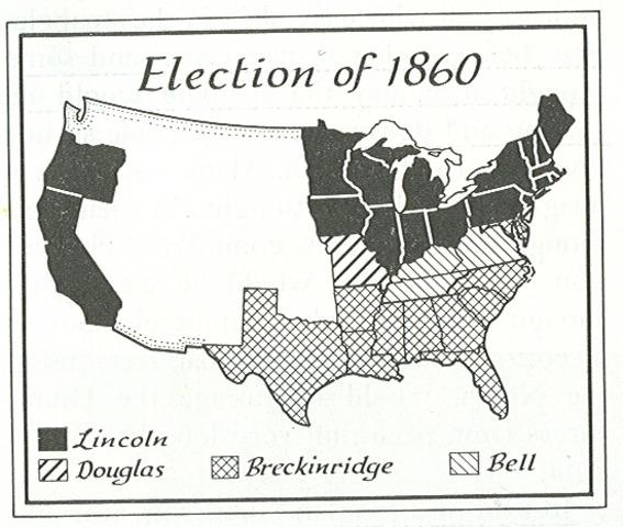 Road To Civil War By Elizabeth Epperson Timeline