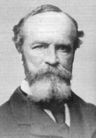 William James (1842 %u2013 1910)