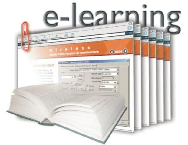 Surgimiento de E-learning