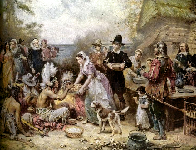 English Colonies and Pilgrims