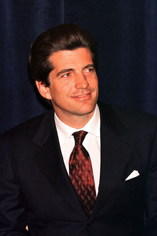 John F. Kennedy Jr. dies in a plane crash
