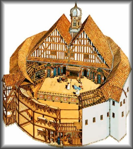 Completion of the Globe Theatre