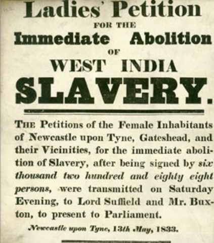 the abolishment of slavery Learn about the transatlantic slave trade through our new research guides and online resources.
