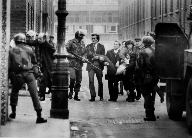 Ireland's Bloody Sunday