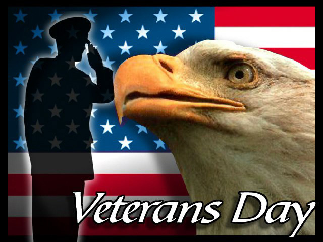 Holiday for Veterans Day