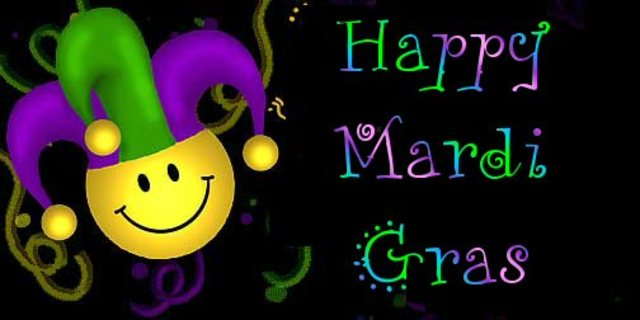 Holiday for Mardi Gras & Presidents ' Day